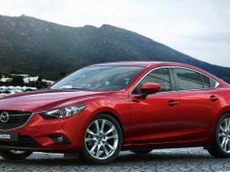 Как подобрать оригинальные запчасти для Mazda 6?