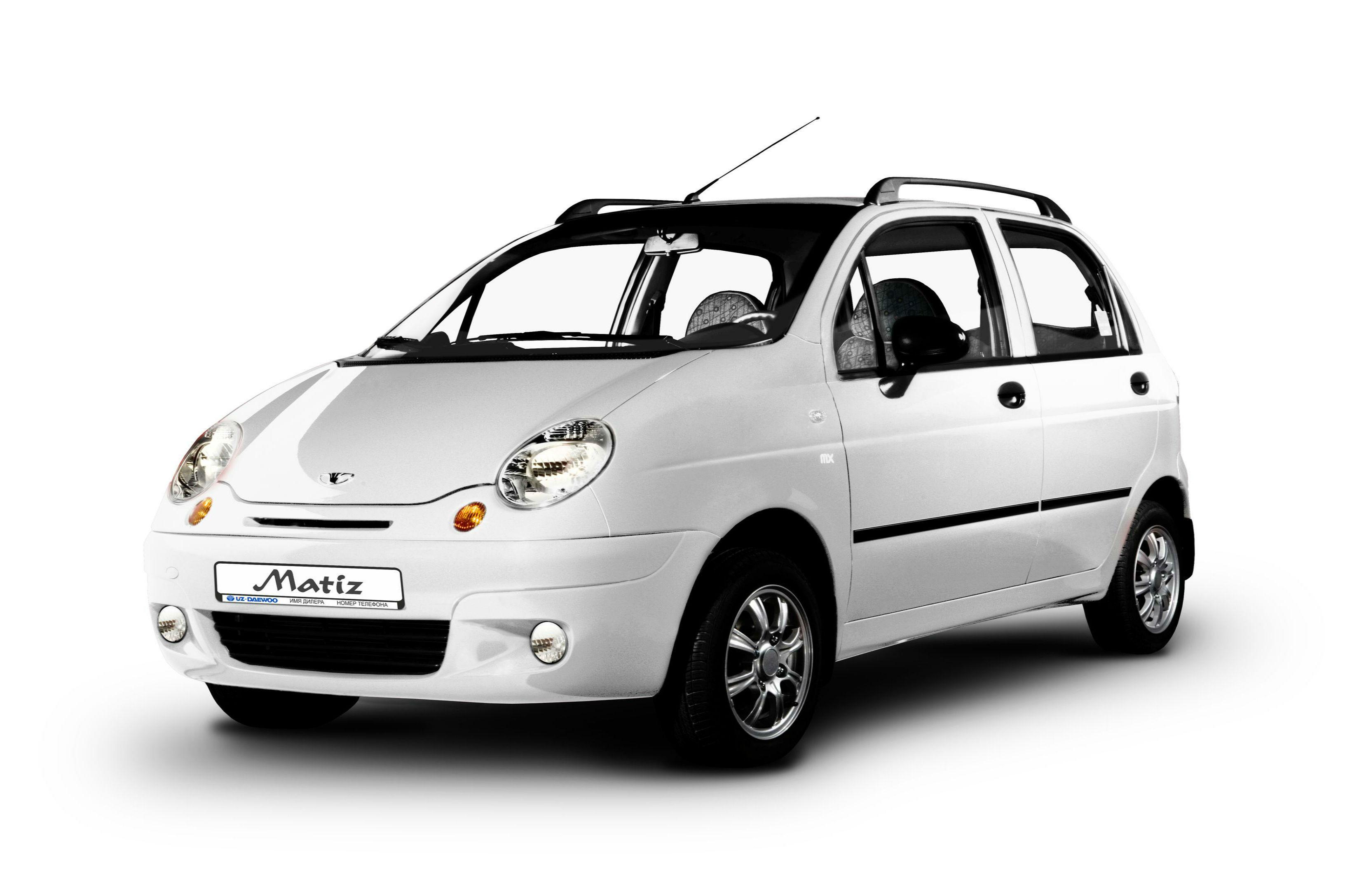 Как подобрать запчасти для Daewoo Matiz?
