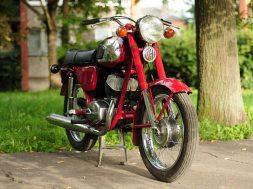 Как подобрать запчасти к мотоциклу Ява?