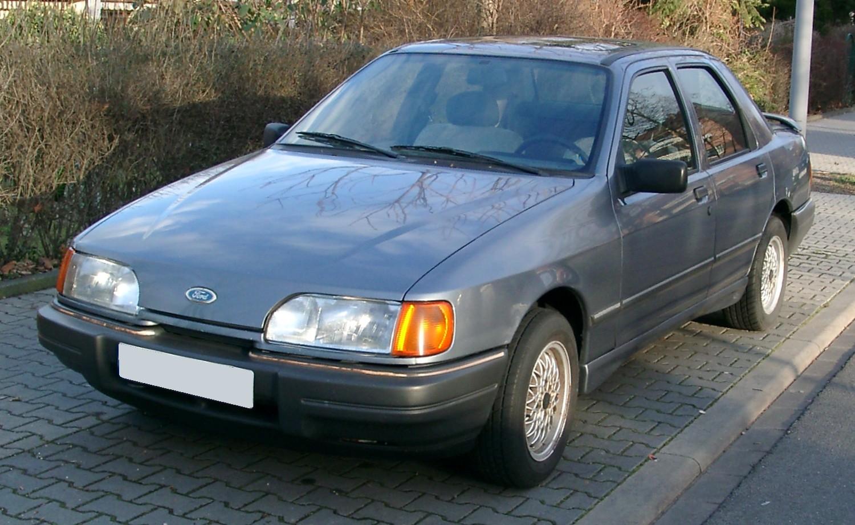 Виды автозапчастей для Форд Сиерра