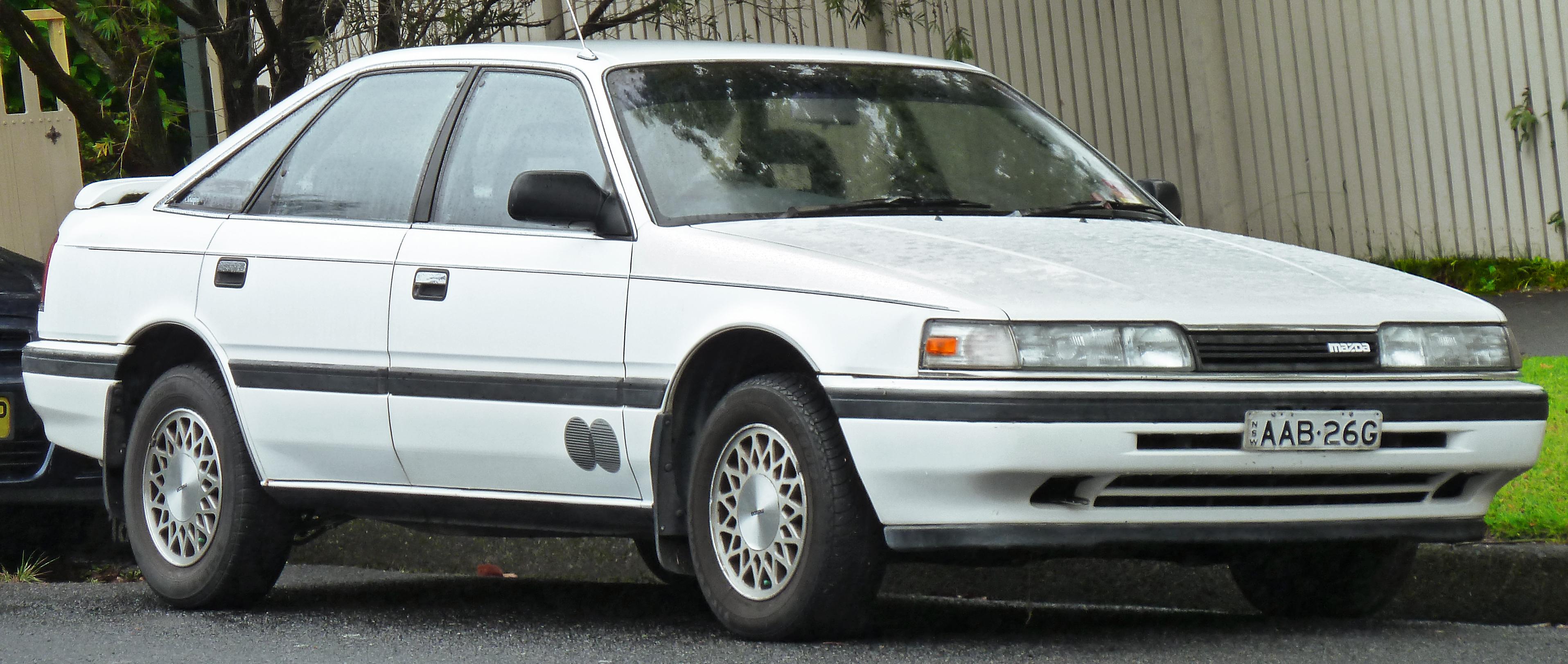 Как подобрать хорошие запчасти на Mazda 626?