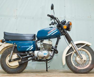 Как подобрать запчасти для мотоцикла Восход 3М