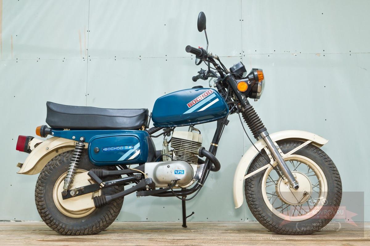 Как подобрать запчасти для мотоцикла Восход 3М?