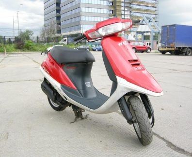 Как подобрать запчасти на скутер Хонда Такт