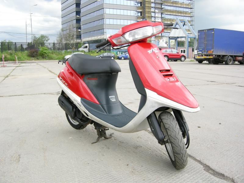 Как подобрать запчасти на скутер Хонда Такт?