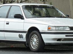 Как выбрать оригинальные запчасти на Mazda 626