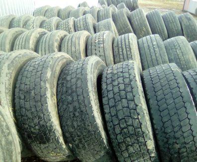 Грузовые шины: виды, типы, устройство