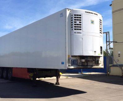 Ремонт топливного насоса на рефрижераторе Carrier