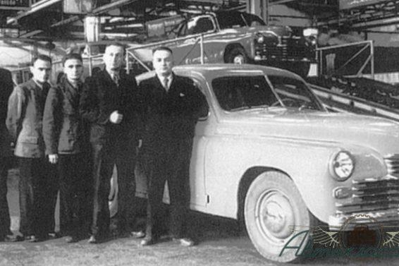 Жизнь после смерти: послевоенная эра автомобилестроения