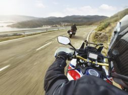 Как выбрать навигацию для мотоцикла? Советы